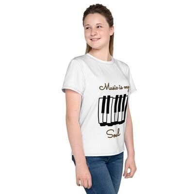 Youth Unisex Slogan T-Shirt
