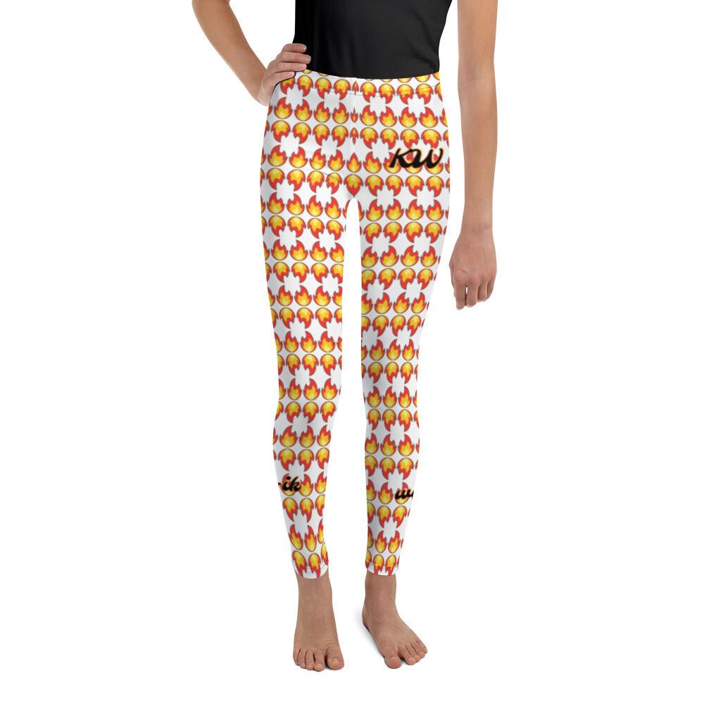 Girl's KW Fashionable Leggings