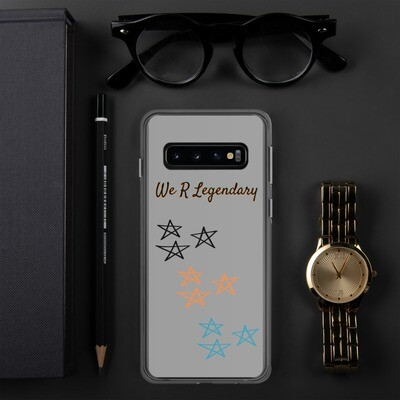 Gray WRL Samsung Case