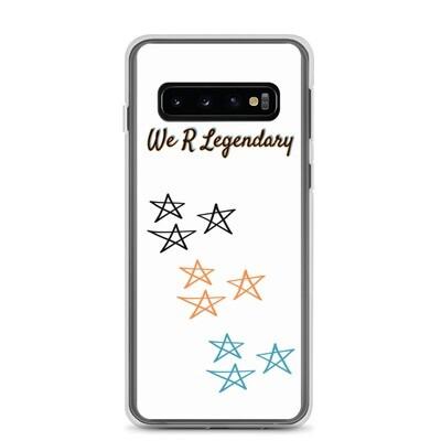 White WRL Samsung Case
