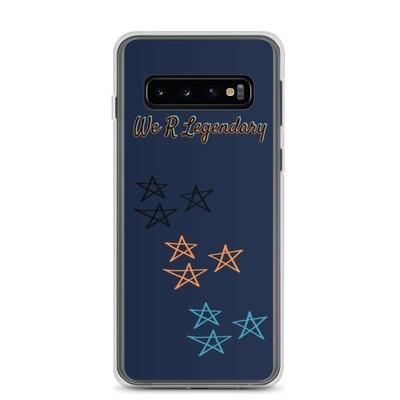 Legendary Navy Samsung Case