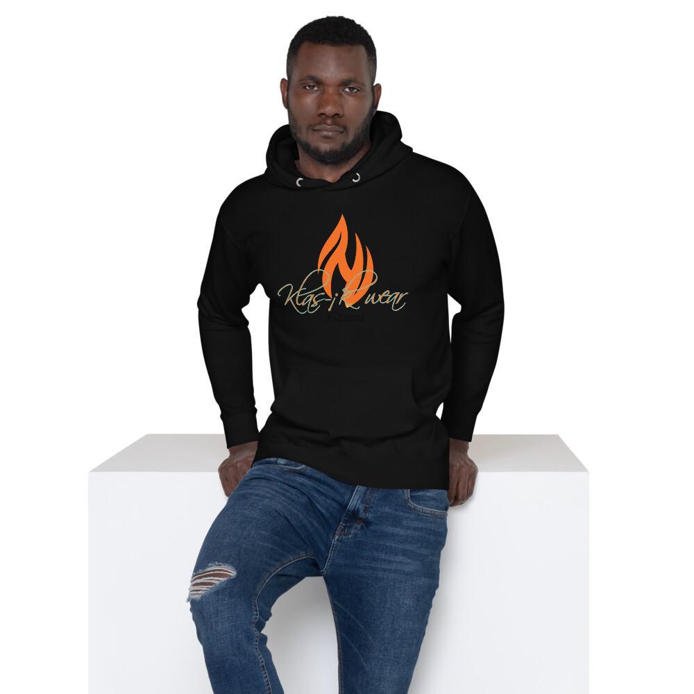 Men's Klas-ik Wear New Flame Hoodie