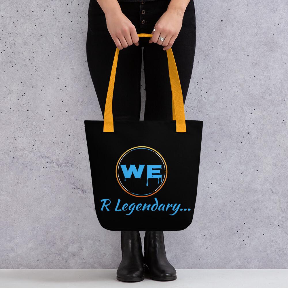 Black Legendary All Around Tote bag