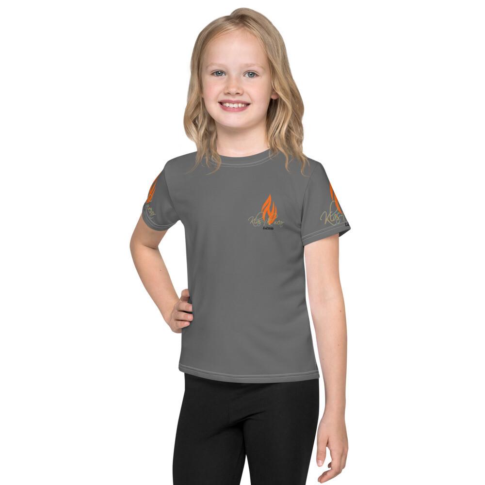 Youth Gray Klas-ik Wear T-Shirt