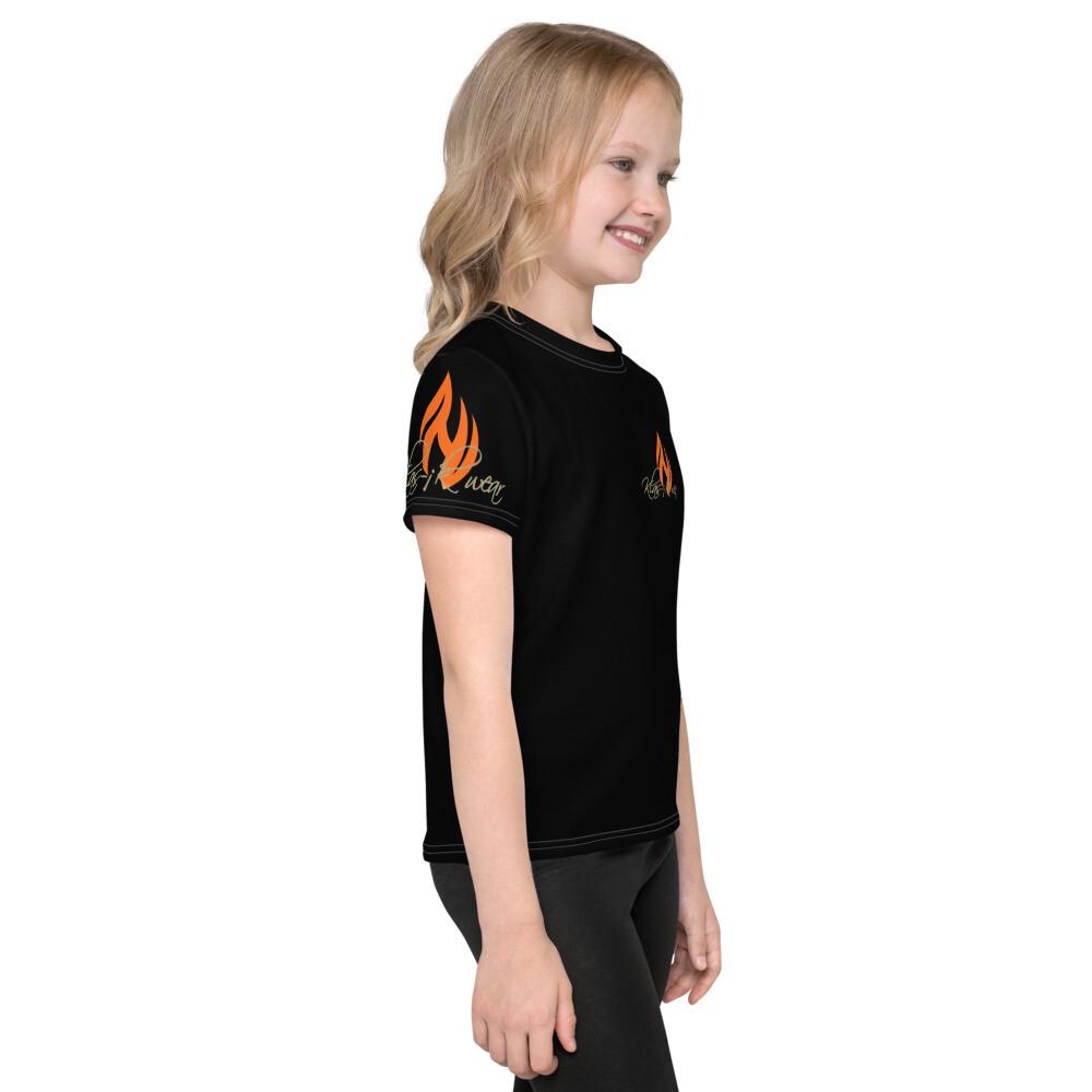 Youth Black Klas-ik Wear T-Shirt