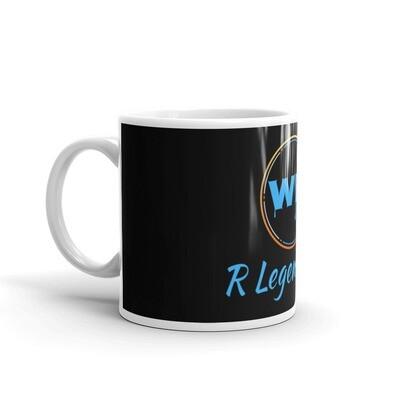 Black We R Legendary Mug