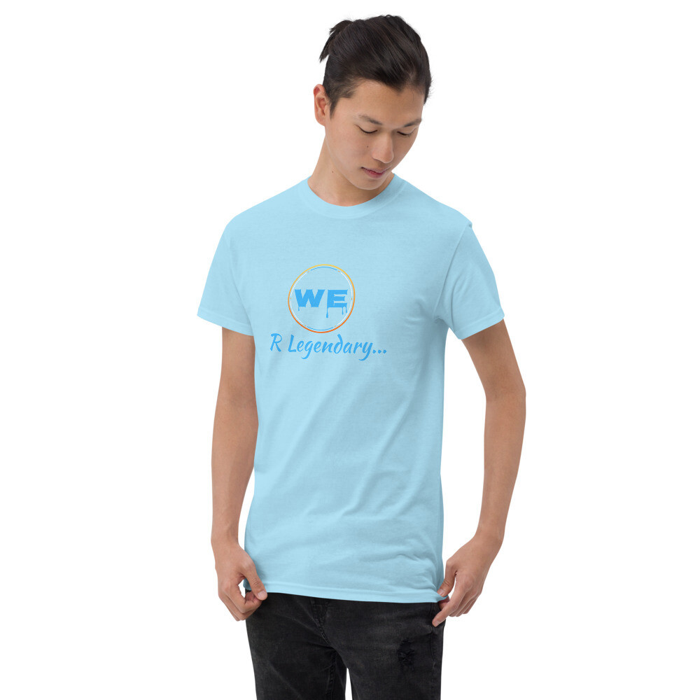 We R Legendary Short Sleeve T-Shirt
