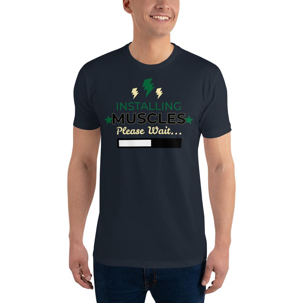 Men's Short Sleeve SloganT-shirt