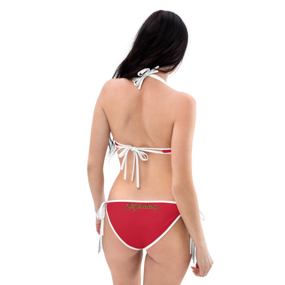 Red Legendary Bikini