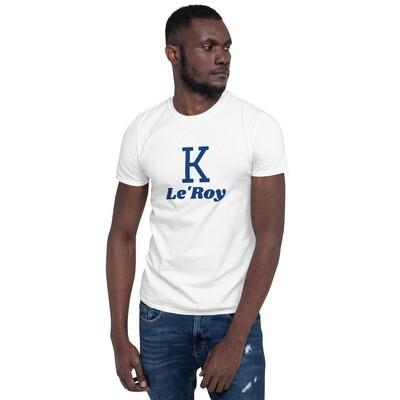 K Le' Roy Young Men's T-Shirt