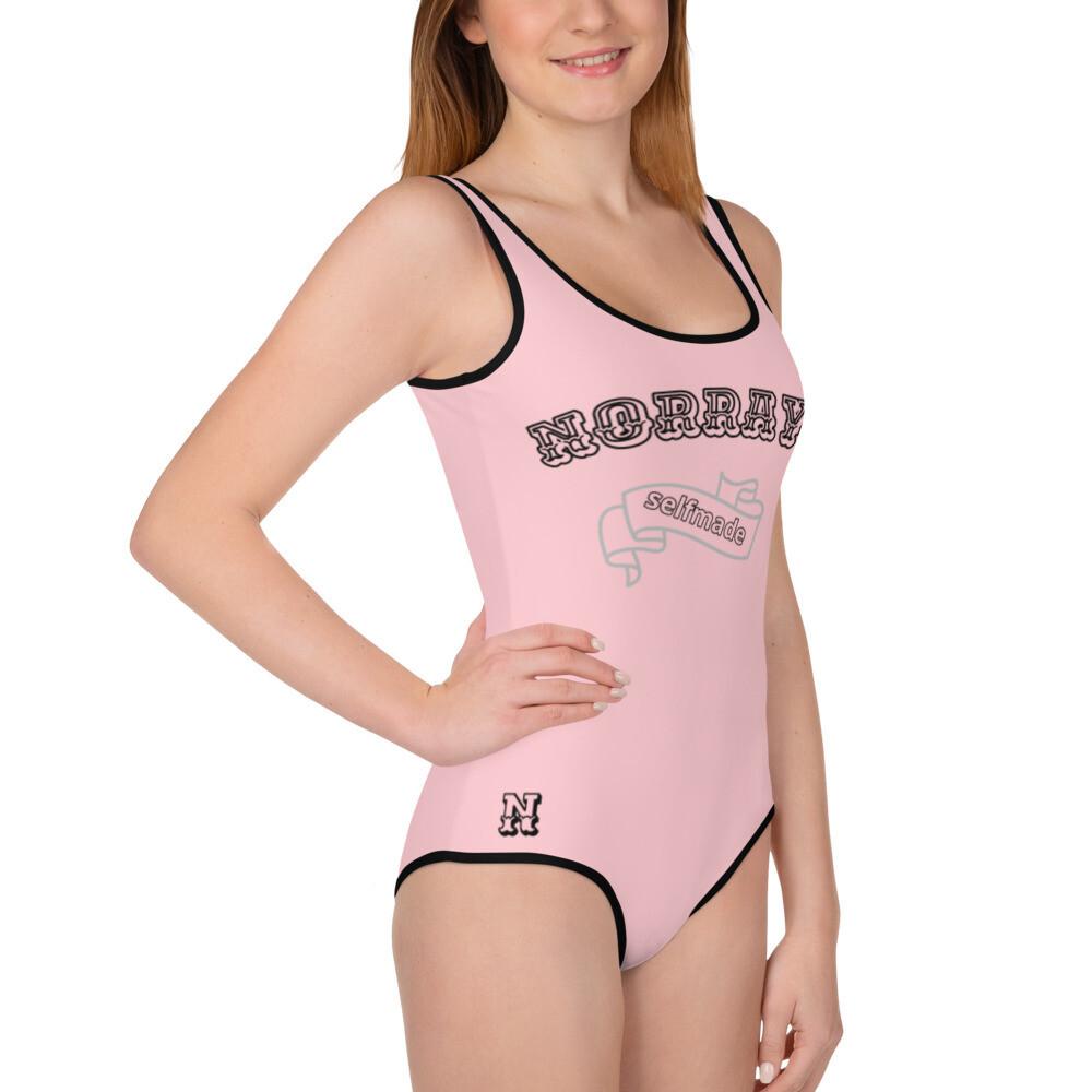 Norraye Selfmade Pink Swimsuit