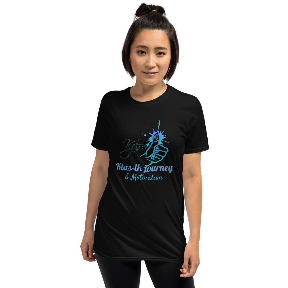 Short-Sleeve Kj&m Unisex T-Shirt