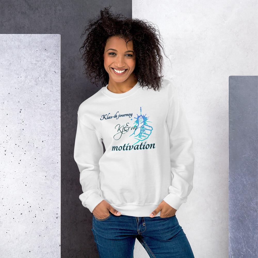 Kj&m Unisex Sweatshirt
