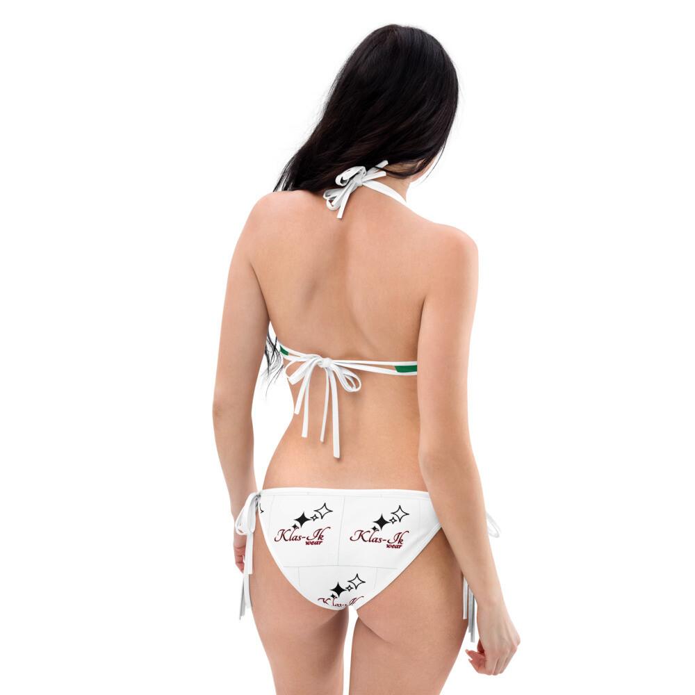 Kelly Green 2Piece Klas-ik Wear Collectable Bikini