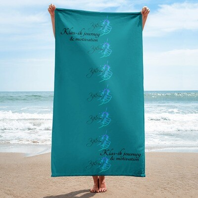 Kj&m Large Towel