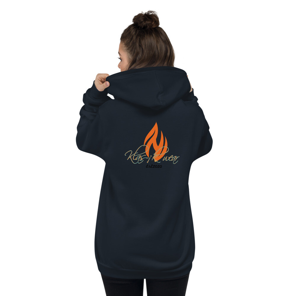 Unisex Klas-ik Wear Zip Up Hoodie sweater