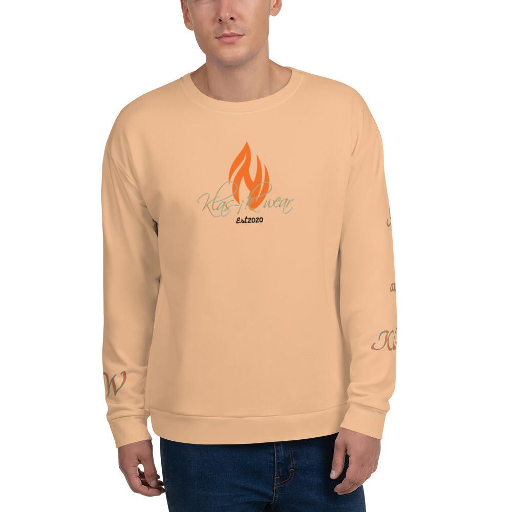 Nude KW I Am Klas-ik Sweatshirt