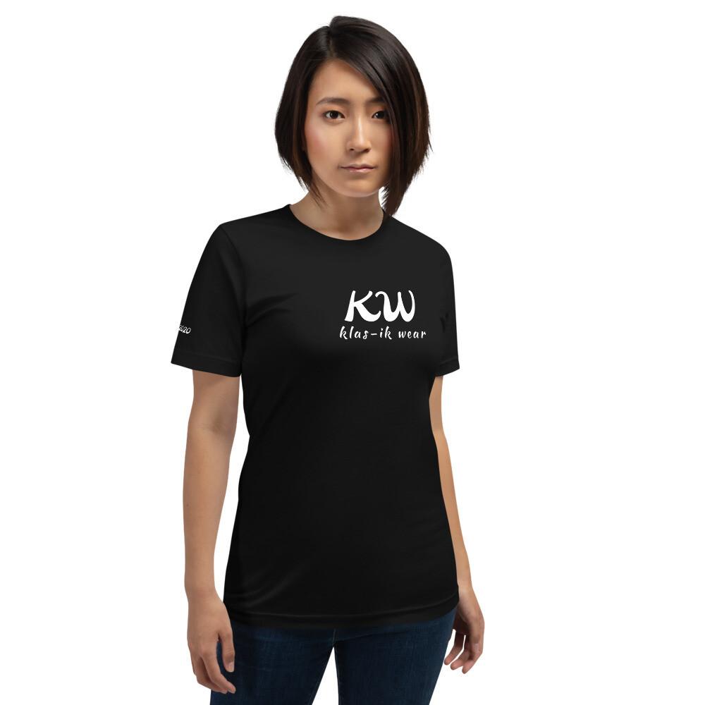 Short-Sleeve Klas-ik T-Shirt