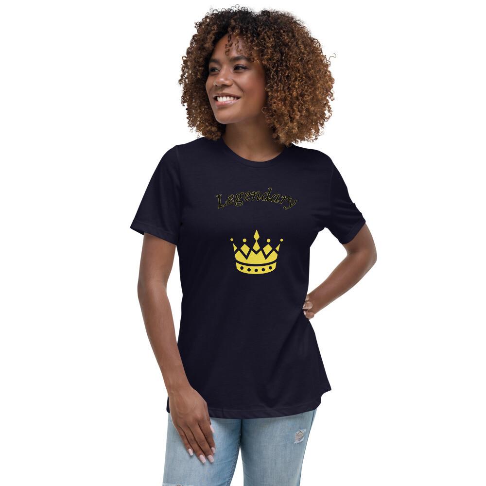Women's Legendary Relaxed T-Shirt