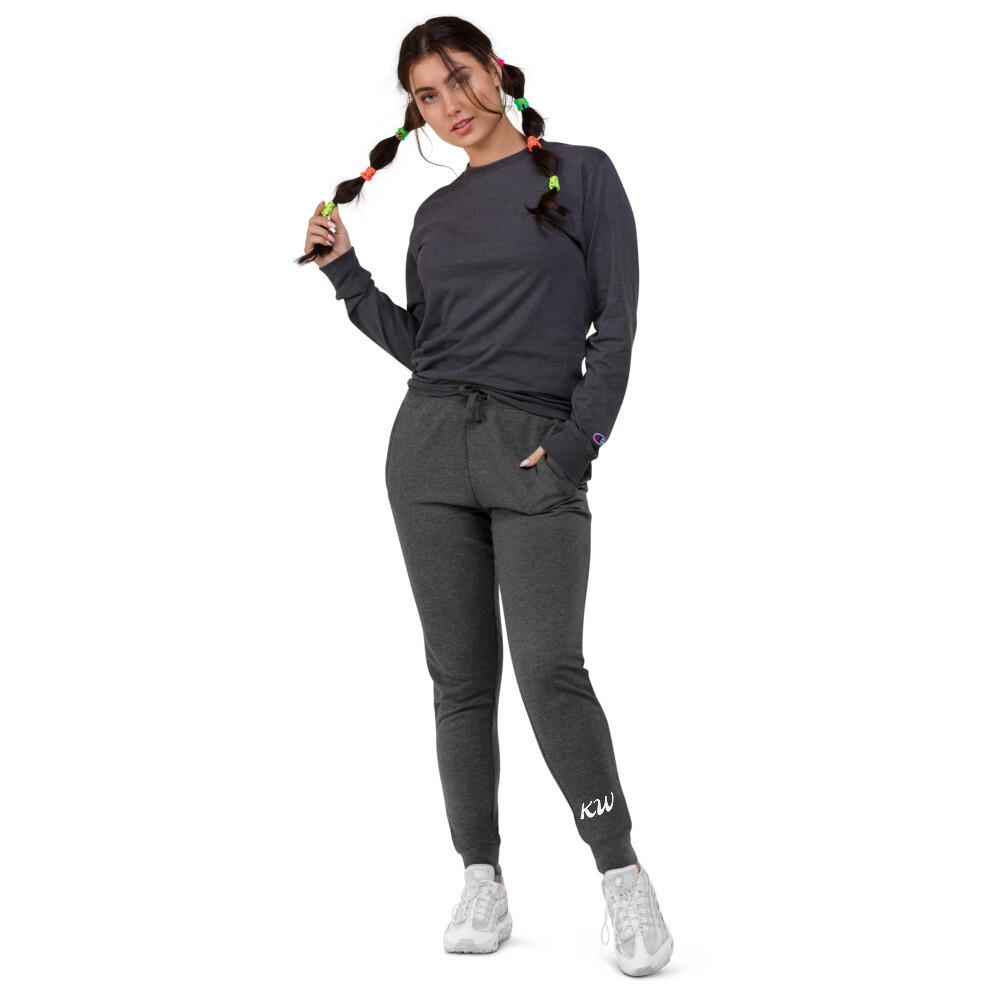 KW slim fit joggers