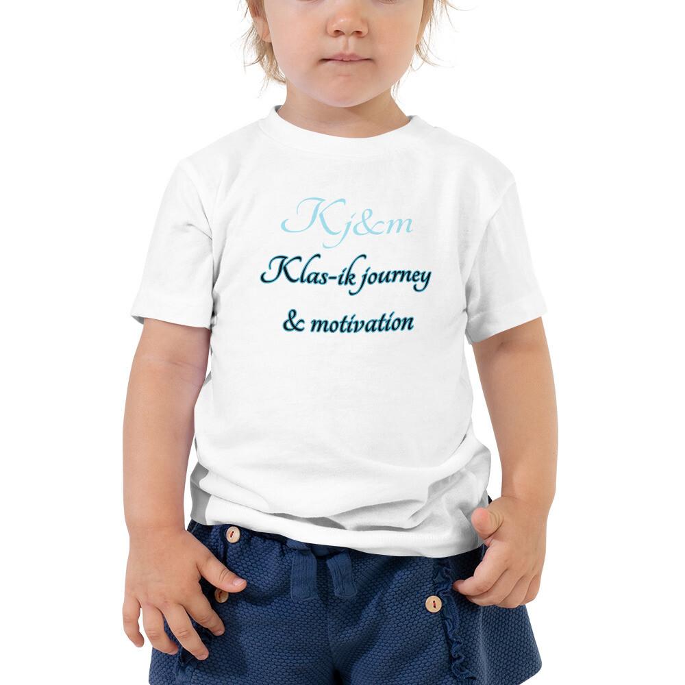 Toddler Kj&m Short Sleeve Tee