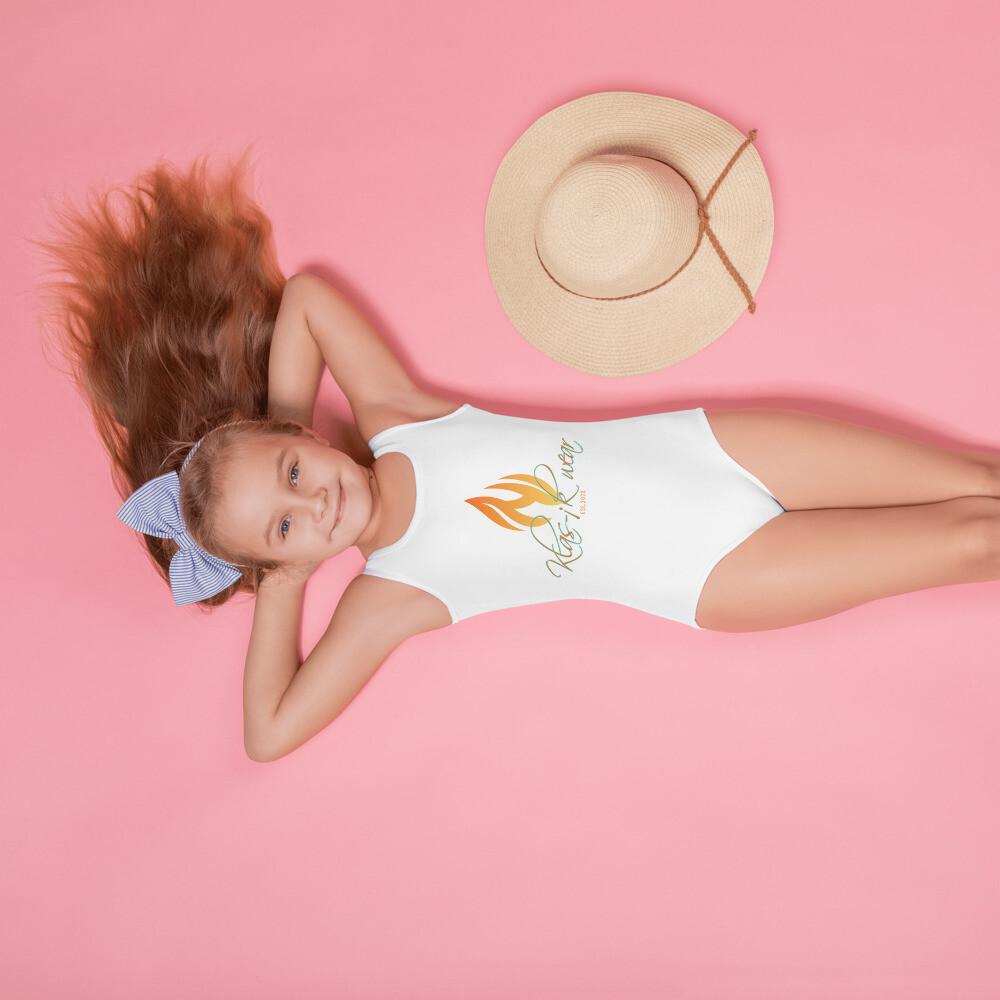Kids Klas-ik Wear New Flame Swimsuit