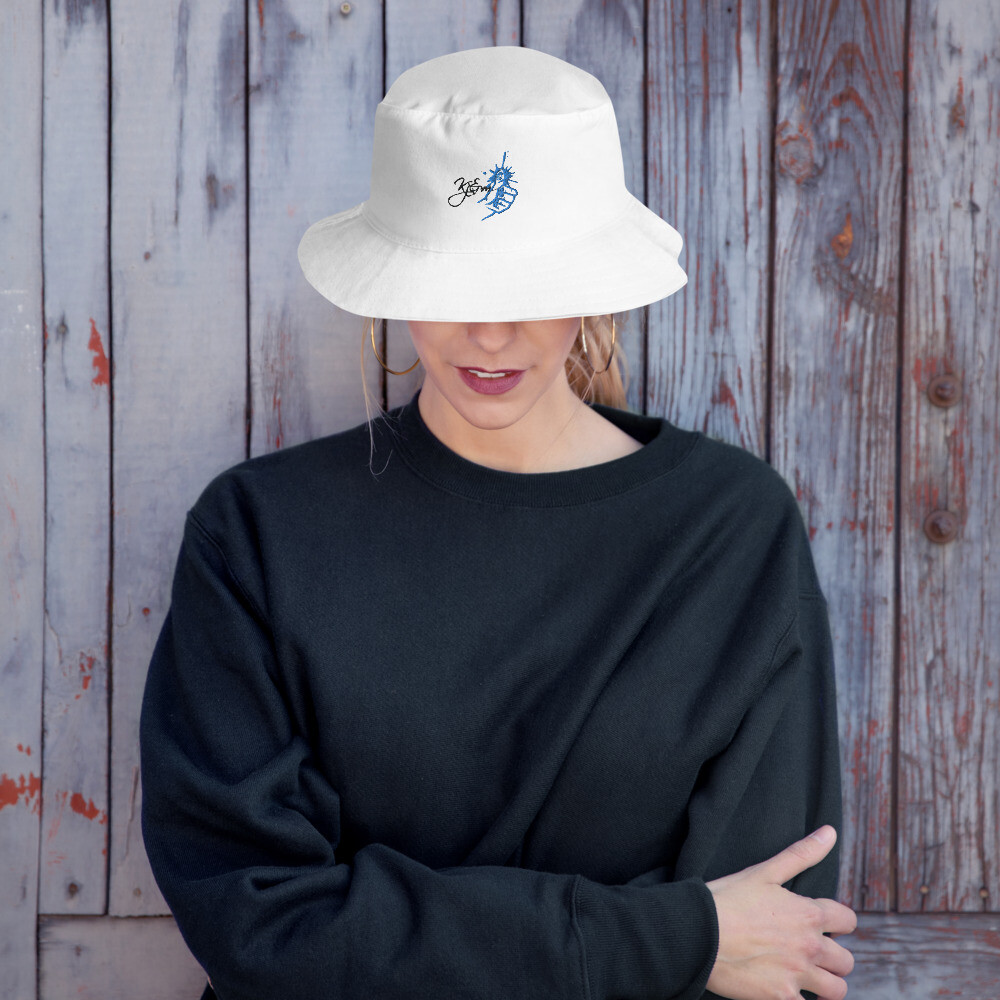 New Kj&m Bucket Hat