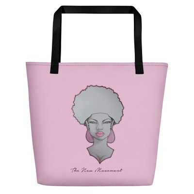 Pink Anytime Queen's Bag