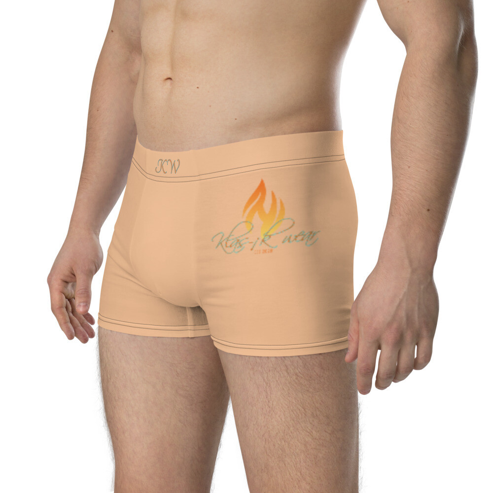 Nude New Flame Boxer Briefs