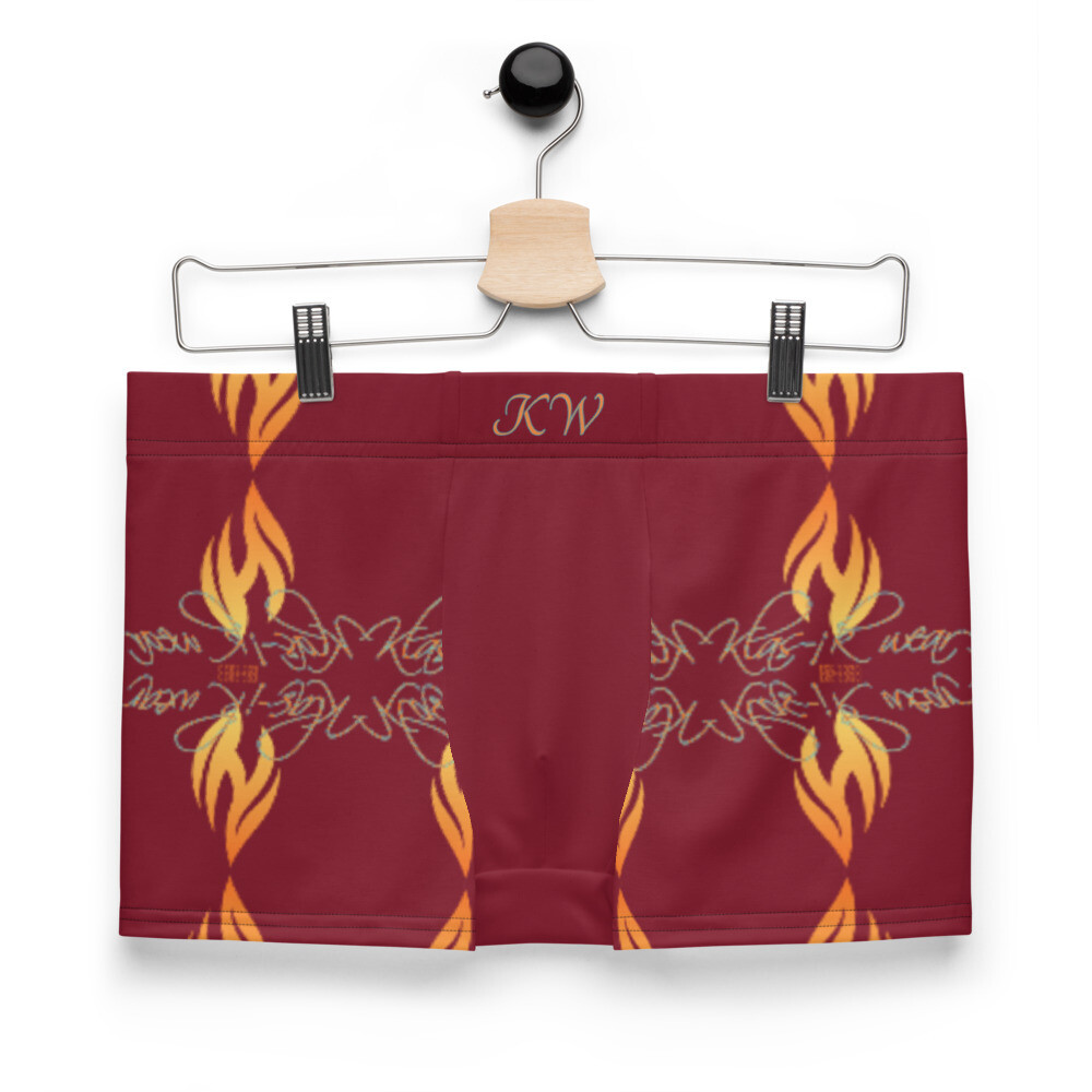 New Flame Boxer Briefs