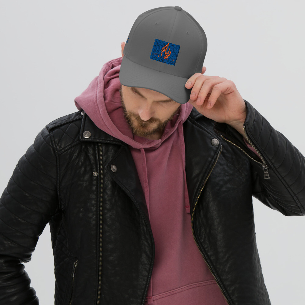 New Flame KW Structured Twill Cap