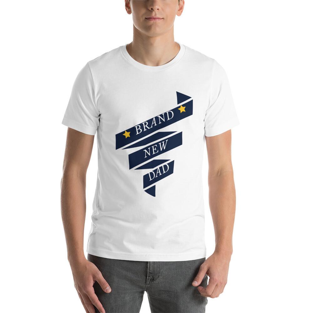 Short-Sleeve Slogan Men's T-Shirt