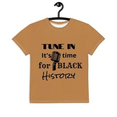 Youth Black History T-Shirt