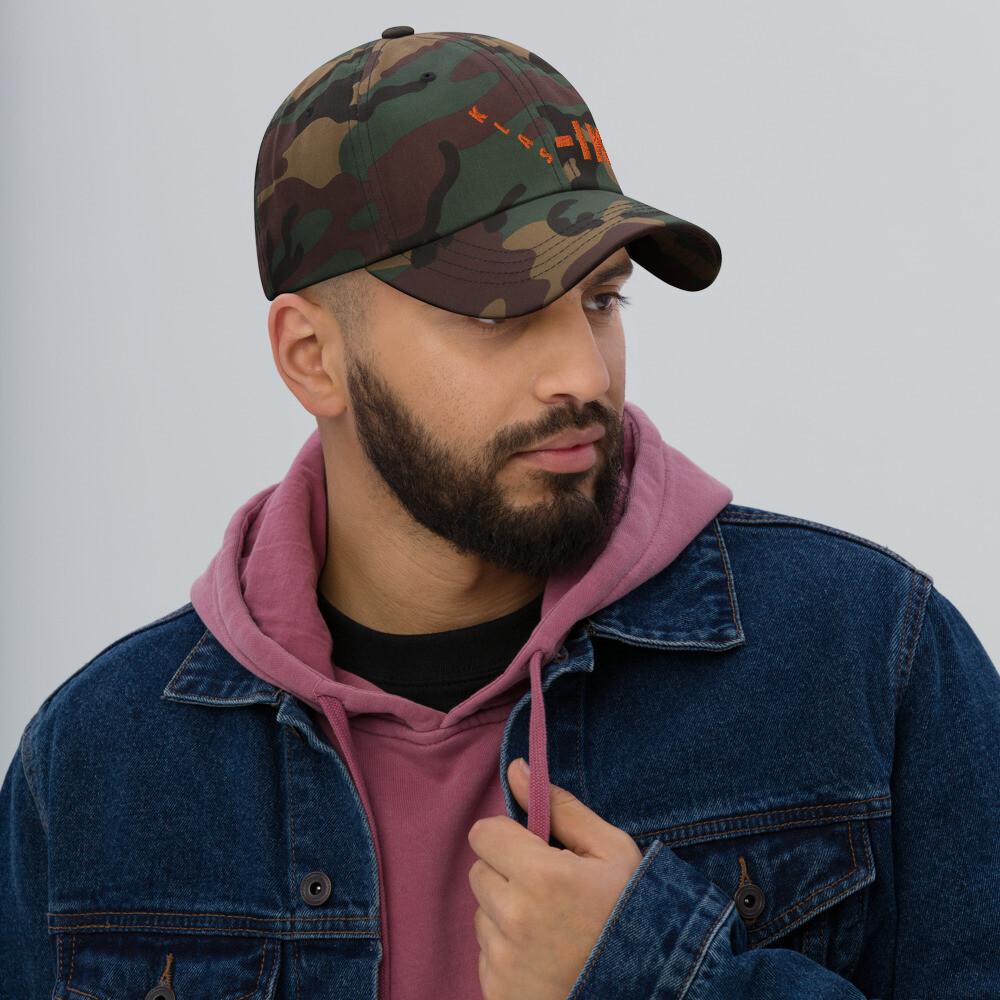 Klas-ik wear Dad hat