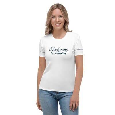 Women's Kj&m Motivation T-shirt