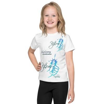 White Kj&m t-shirt