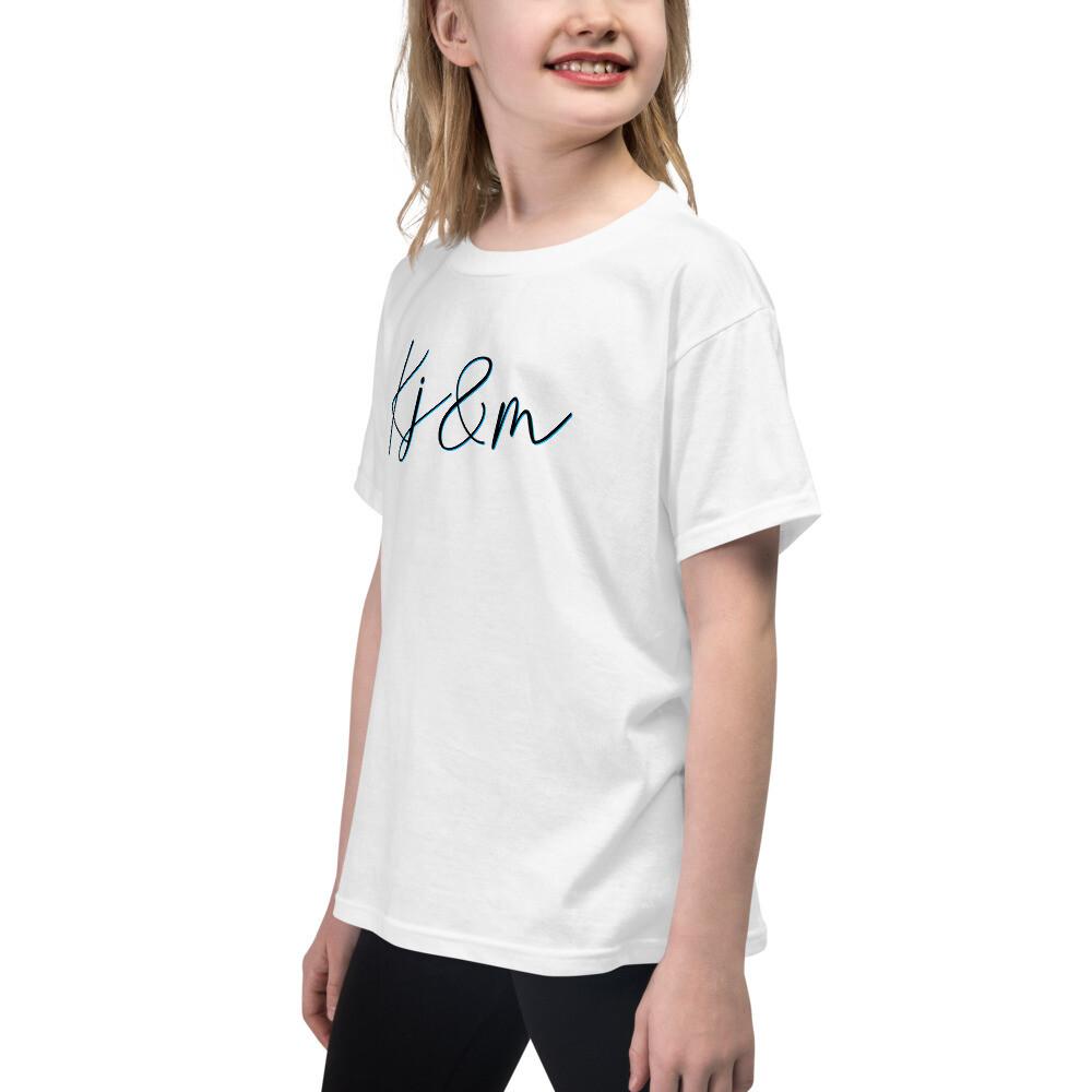 Youth Kj&m Short Sleeve T-Shirt