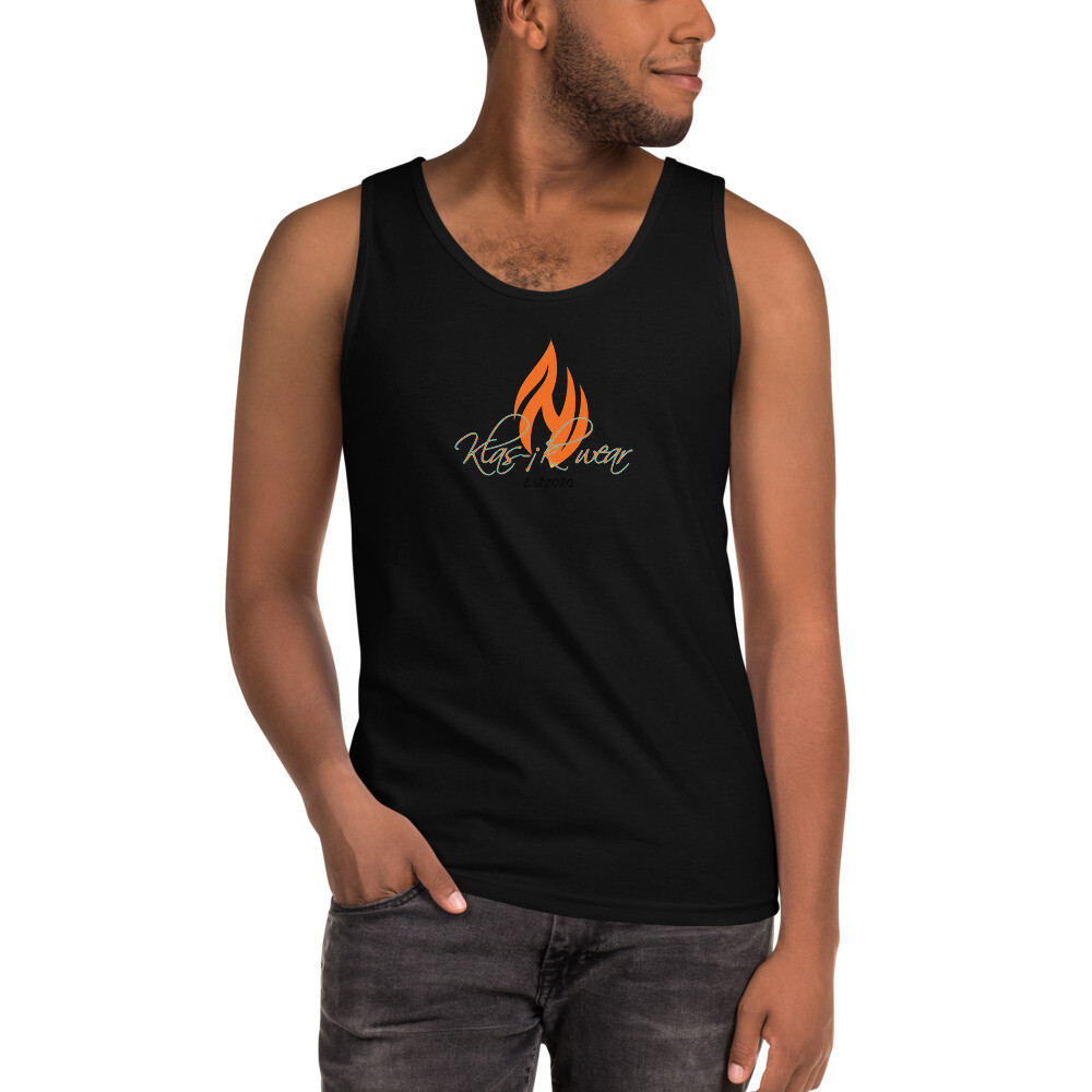 New Flame KW Tank top