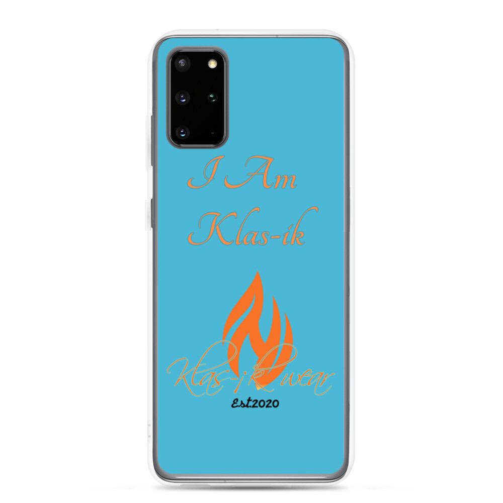 New Flame Samsung Case