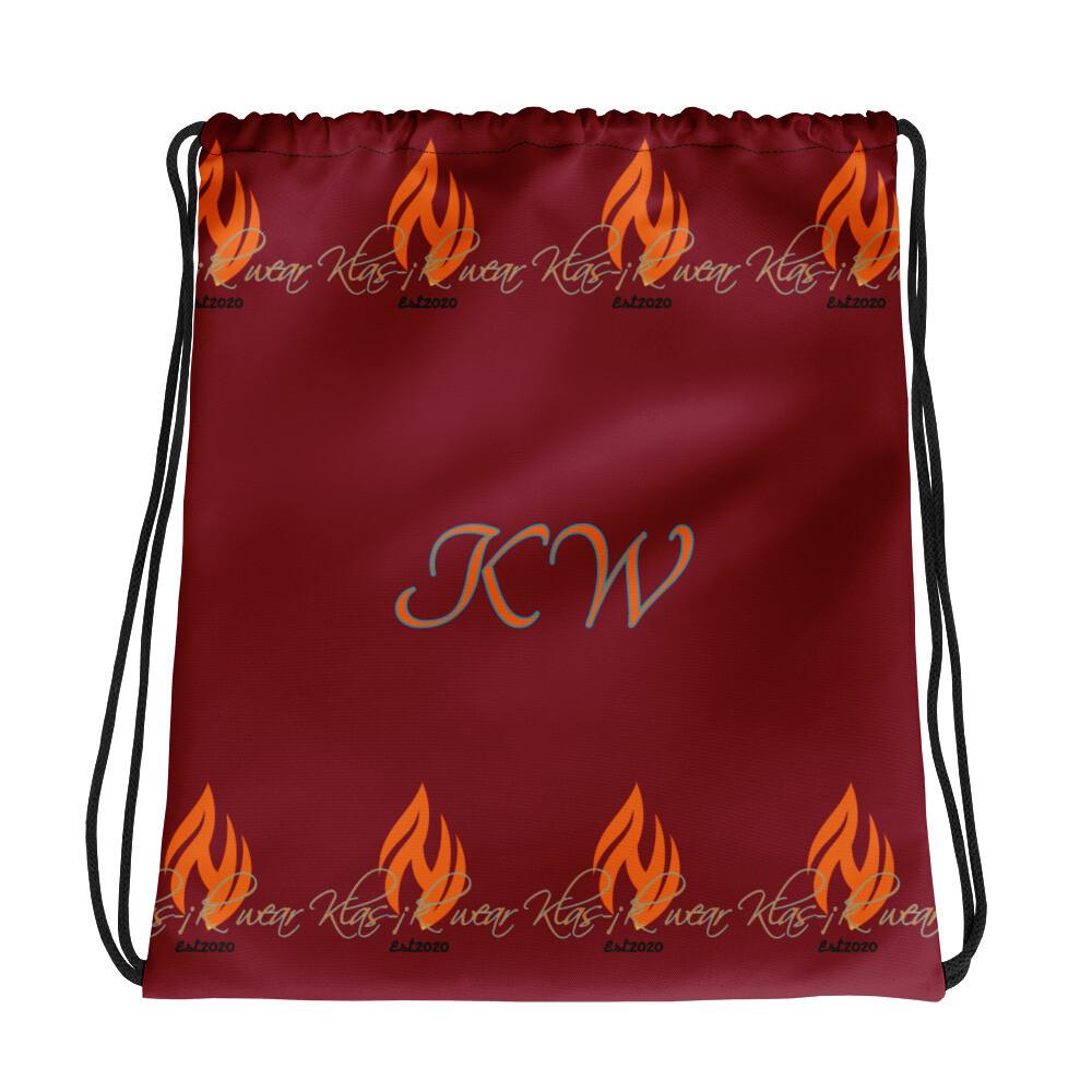 KW Drawstring bag