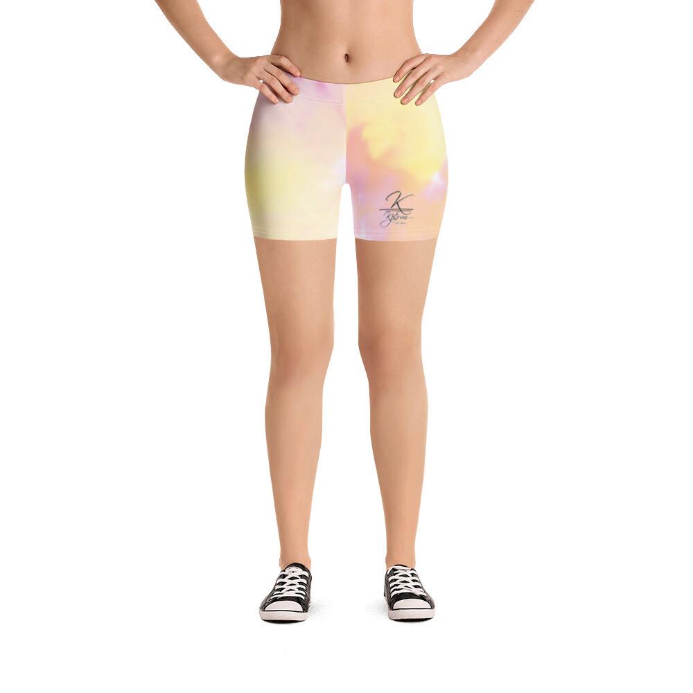 Kj&m Special Edition Tye Dye Shorts