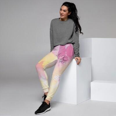Women's Tye Dye Special Editition Kj&m Joggers