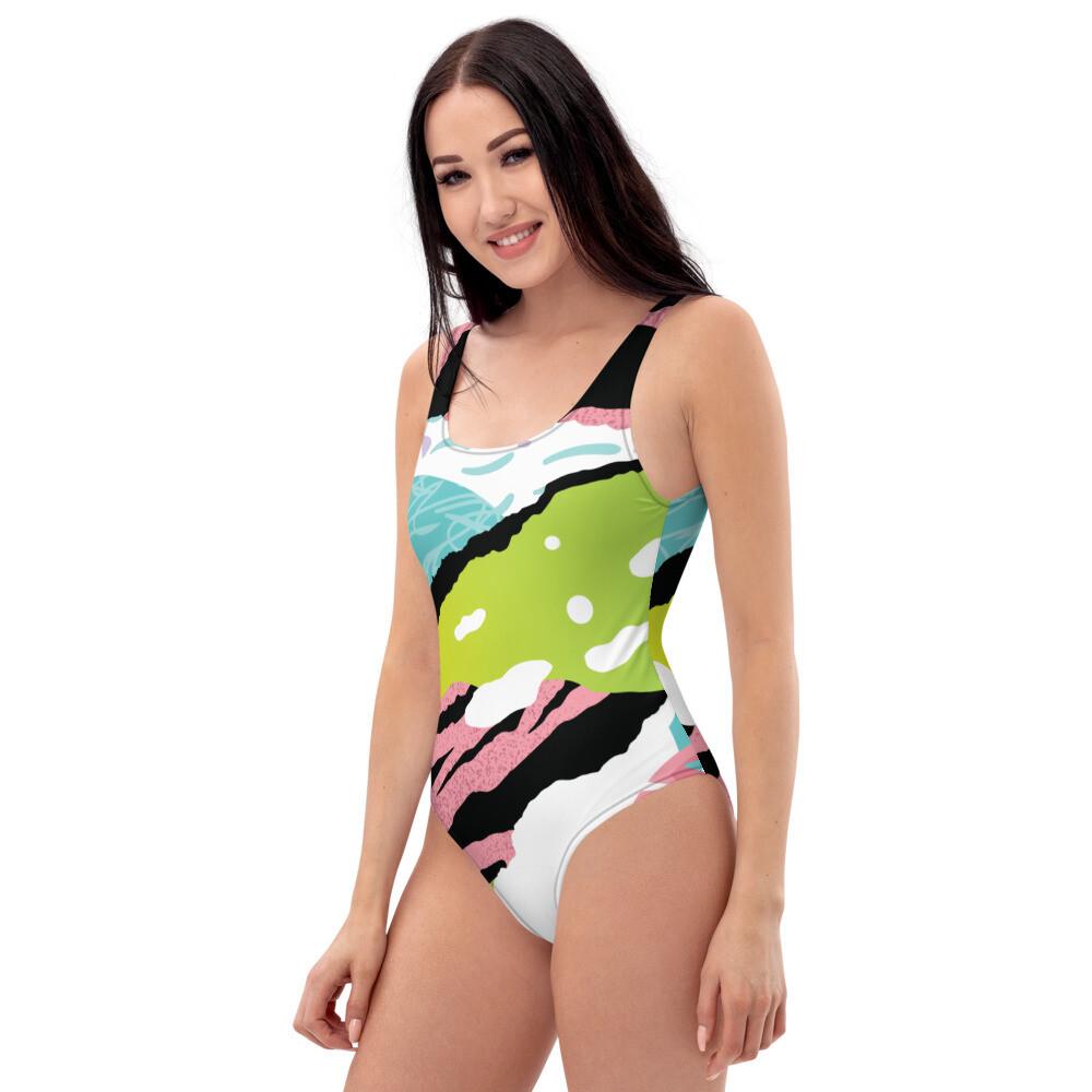 FreeStye Kj&m One-Piece Swimsuit