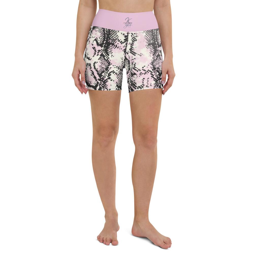 Kj&m snake skin printed  Shorts