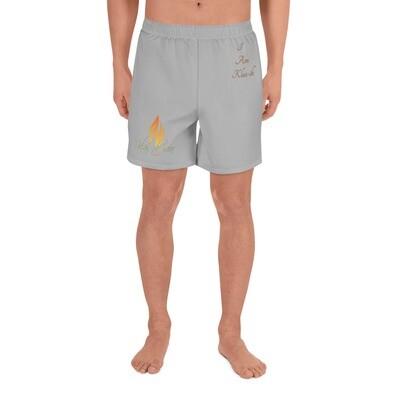 Men's Gray KW Athletic  Shorts