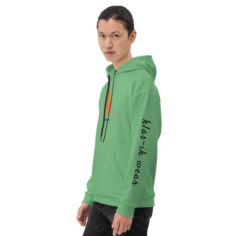 Green KW New Flame Hoodie