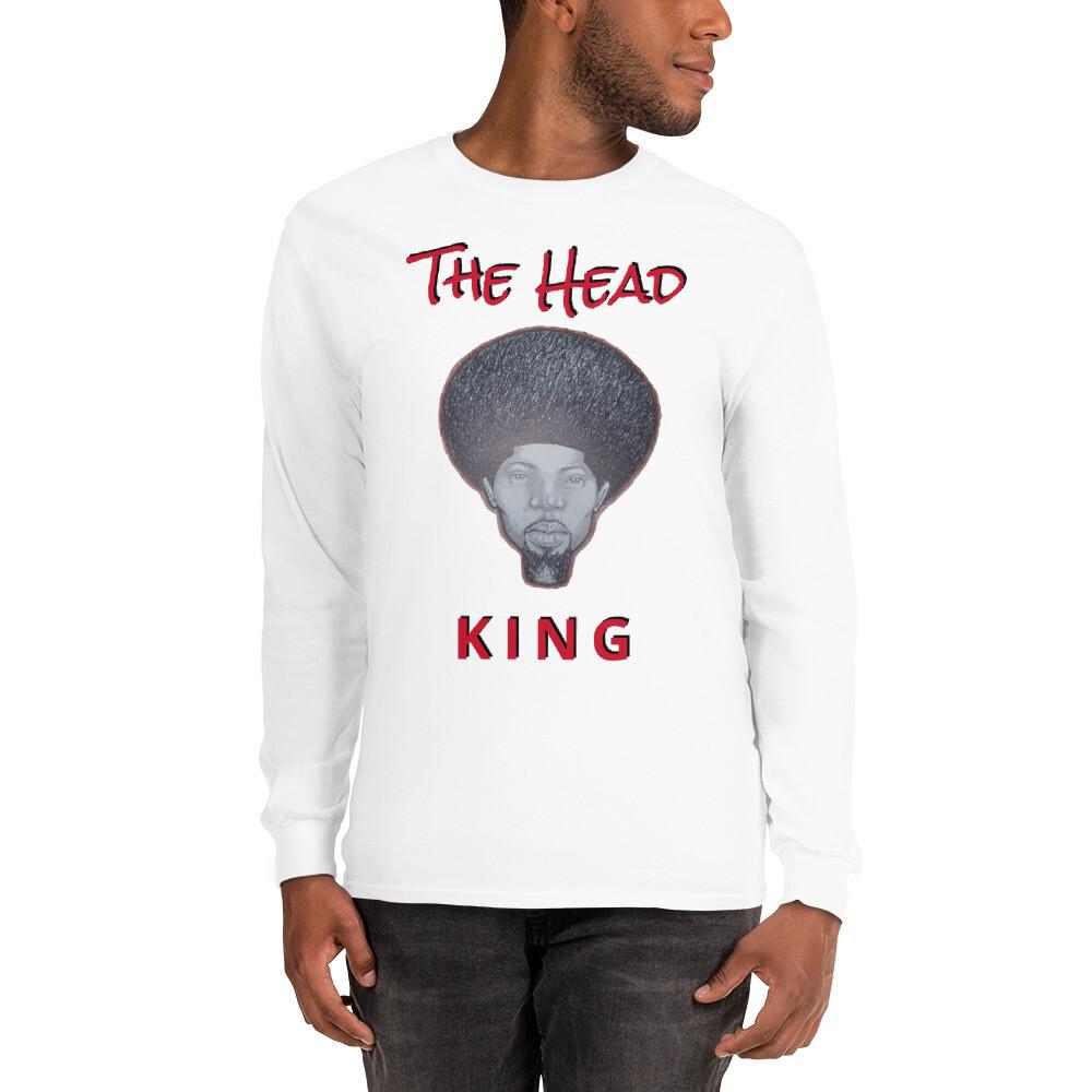 Men's Long Sleeve King Shirt