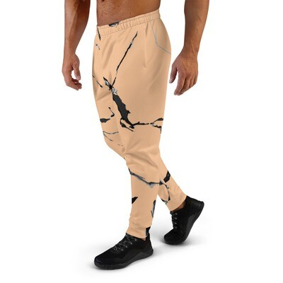 Men's Nude Marble King Joggers