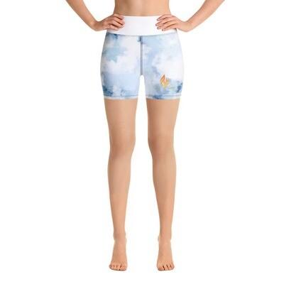 Denim Klas-ik Wear Yoga Shorts