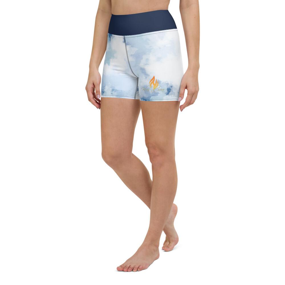 Klas-ik Wear Denim Navy Shorts